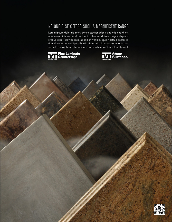 VT Industries Countertops. Fullscreen