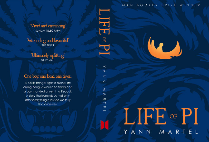Life of Pi Book CoverLife Of Pi Book